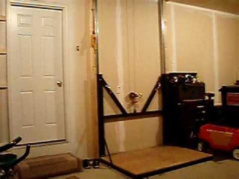 barn elevatorlift youtube storage   attic