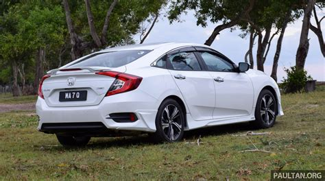 best turbo for honda civic driven 2016 honda civic 1 5l vtec turbo in sabah is the tenth generation fc the best