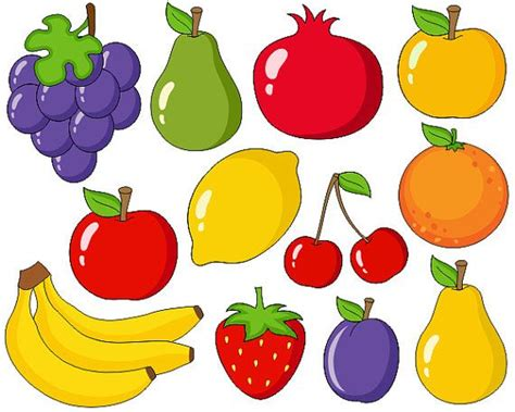 fruit clipart 27 best images about fruit on fruits and
