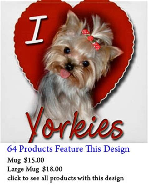 gifts for your yorkie yorkie mugs salt and peper shakers yorkies in your kitchen