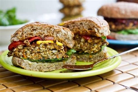 What Is A Garden Burger by 3 Approved Lunch Recipes For 21 Day Fix Days To Fitness