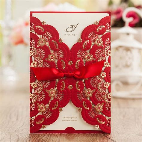 Diy Wedding Invitations Cheap by Top 10 Best Cheap Diy Wedding Invitations Heavy