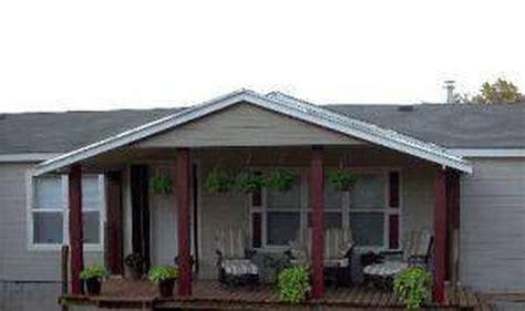 build  gable roof   deck hunker
