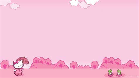 background design hello kitty hello kitty backgrounds design images desktop background