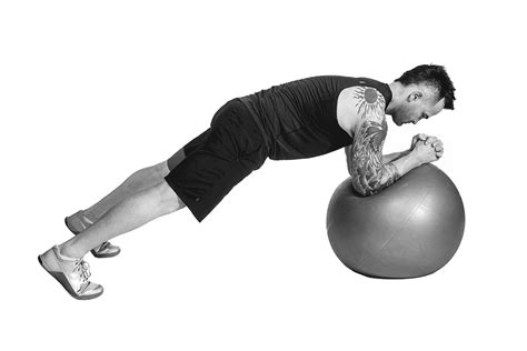 michael bambino stability ball workouts for your abs reader s digest