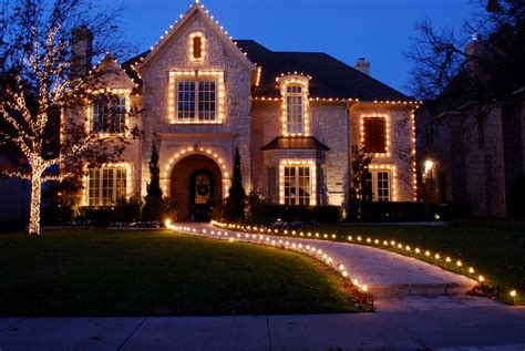 lights in plano light installation services