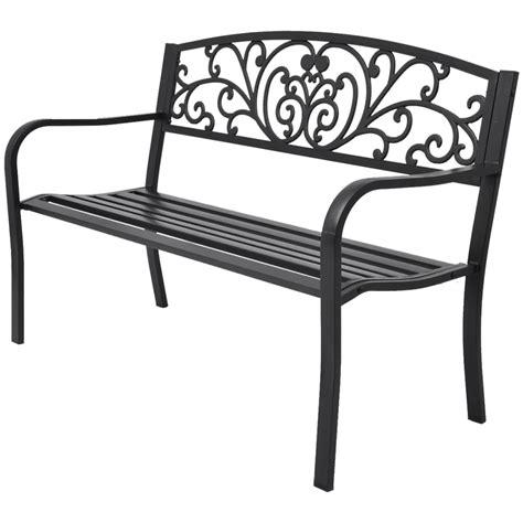 panchina in ghisa vidaxl panchina da giardino in ghisa nera vidaxl it