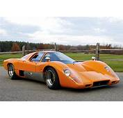 1969 McLaren M6GT  Specifications Photo Price