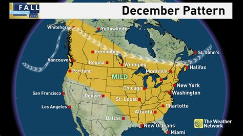 news winter preview see when cold and snow arrive for