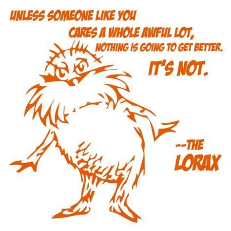 printable lorax quotes revolutiongraphics on artfire com