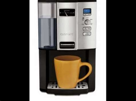 Cuisinart DCC 3000 Coffee on Demand 12 Cup Programmable Coffeemaker   YouTube