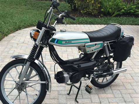 Mofa Puch by 1978 Puch Magnum Moped Vintage Moped For Sale