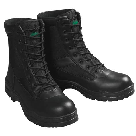black boots mens black lace up boots mens hairstyle 2013