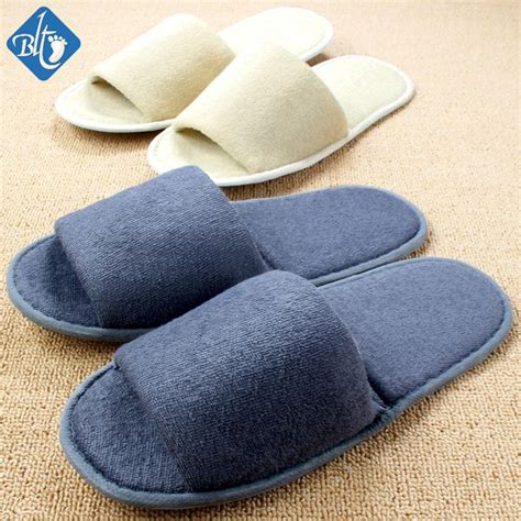 Sandal Hotel Slipper Hotel Sandal Rumah Sakit 2016 hotel slipper anti slip warm portable folding house indoor slippers pantuflas