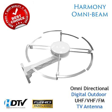 Antena Tv Outdoor Digital Bosq Bq Hd 60 Best For Lcd Dan Led Tv harmony omni beam outdoor omni directional tv antenna