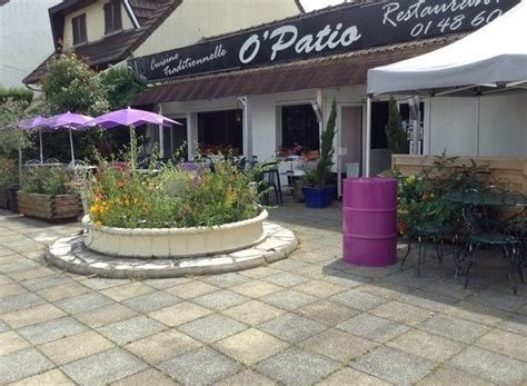 O Patio Restaurant Ext 233 Rieur Du Restaurant Picture Of O Patio Tremblay En