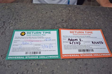 hollywood studios gate price universal studios hollywood guest assistance pass overview