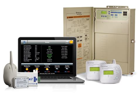 home automation system 32 am95 pc controlled home