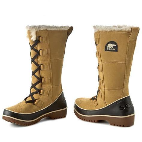 snow boots sorel tivoli high ii nl  curry