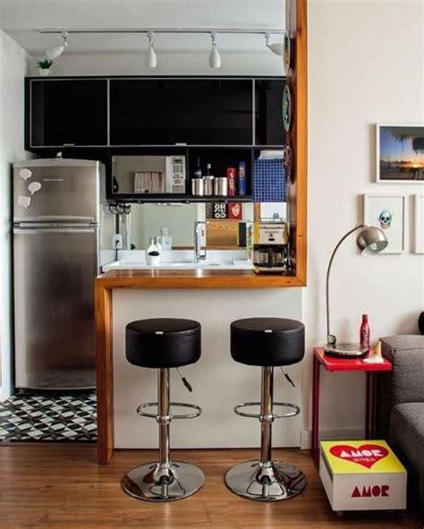 kitnet decorada cozinha americana kitnet masculina 15 ideias para decorar e organizar