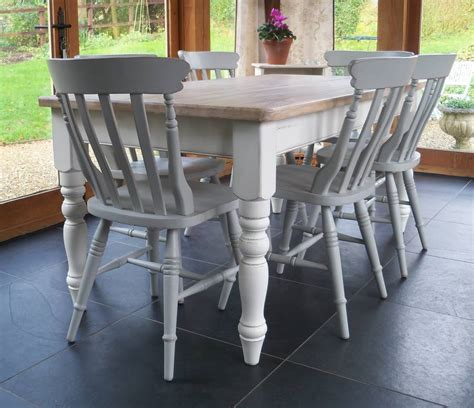 painted table and chairs chilmark table with cottage chairs painted by rectory