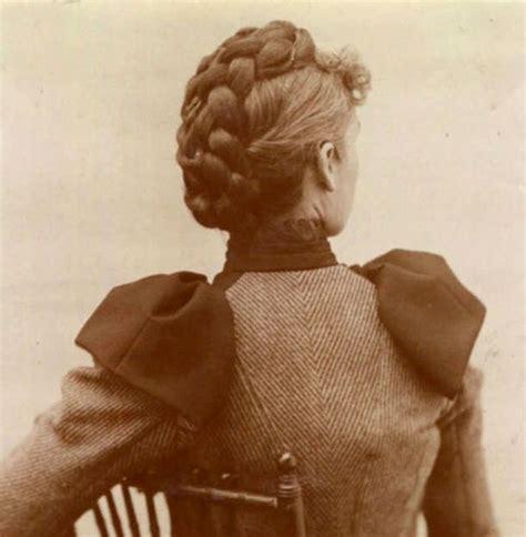 women braided 1930 style hair pin by susan eversden on 1890 1900 pinterest