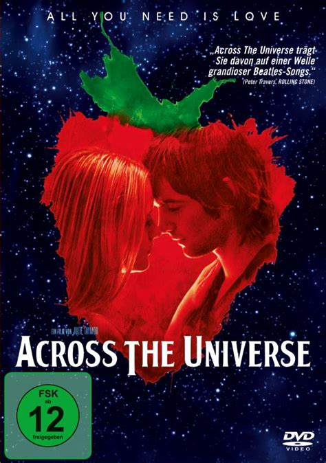 Across The Universe 2007 Review And Trailer by Review Across The Universe Medienjournal