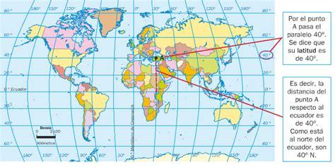 imagenes satelitales con coordenadas planisferiopolitico con coordenadas geograficas imagui