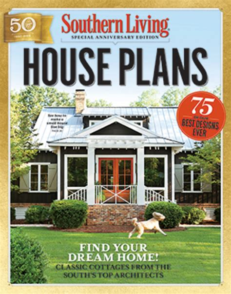 house plan magazines ansonborough southern living house plans