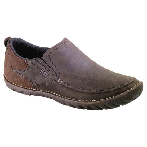 on shoes s cat 174 footwear elkhorn slip on shoes 582888 casual