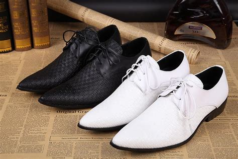 wedding shoes oxford 2016 white groom wedding shoes oxford classic italian mens