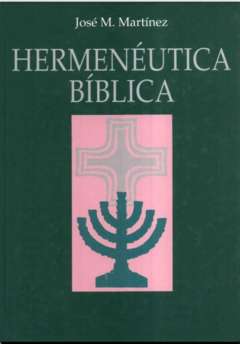 libros de hermeneutica santa lectura um manantial para t 250 coraz 243 n libros cristianos hermeneutica biblica jos 233 m