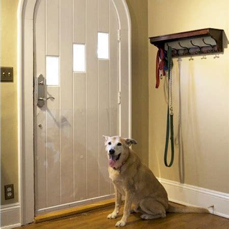 scratching door pet door shield scratch protection