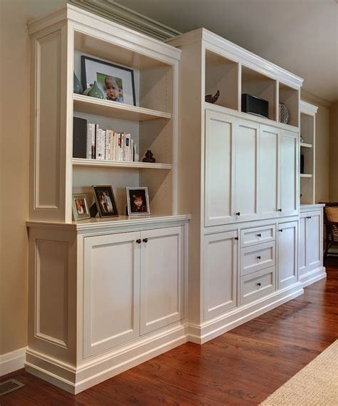 cabinet in living room 17 best ideas about built in shelves on built in cabinets built ins and basement