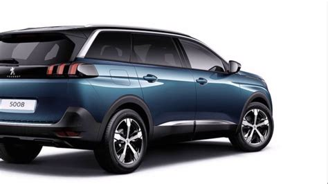 Auto Tuning Peugeot 5008 by 2017 Peugeot 5008 By Auto Imagen
