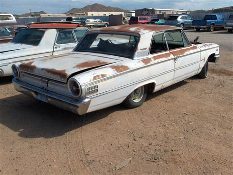 1963 ford galaxie 63fo7029d desert valley auto parts