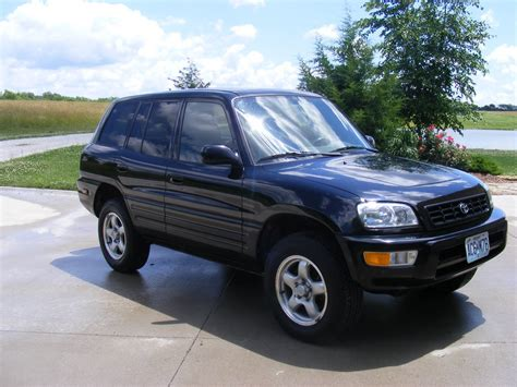toyota rav4 1999 1999 toyota rav4 l exterior