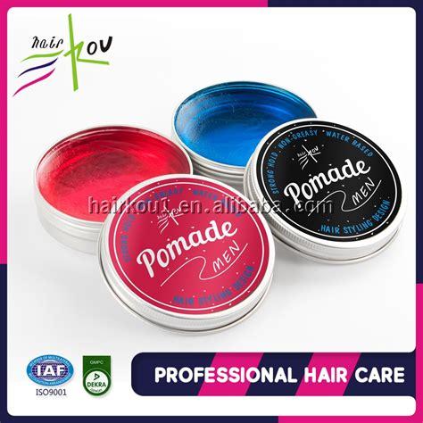 Pomade Based free sle salon styling pomade wax organic hair
