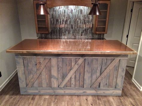 basement bar idea rustic columbus by rick cochran