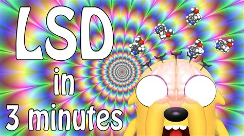 Psychedelic Ls by The Psychedelic Lsd Lysergic Acid Diethylamide