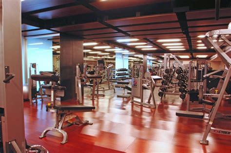 hilton centro historico hotel spa fitness center