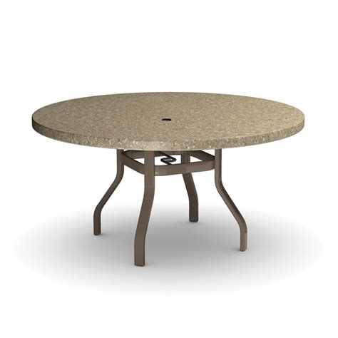54 round dining table homecrest stonegate 54 quot round dining table 3754rdsg