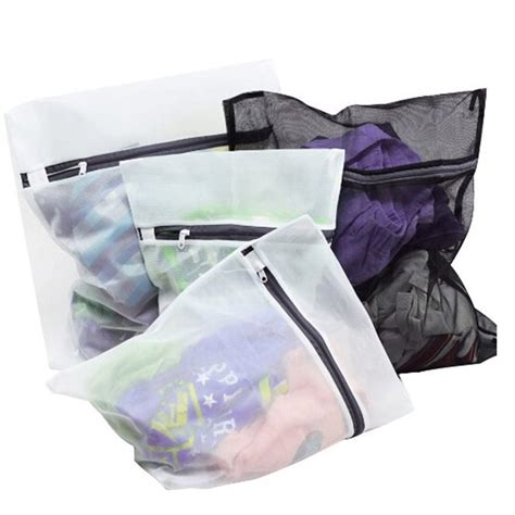 Clothing Wash Laundry Bag 4 5 6pcs set clothes washing machine laundry bags bra aid mesh net wash storage bag