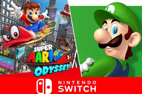 Kaset Nintendo Switch Mario Odyssey mario odyssey update nintendo switch dlc leak reveals luigi mode is coming today daily