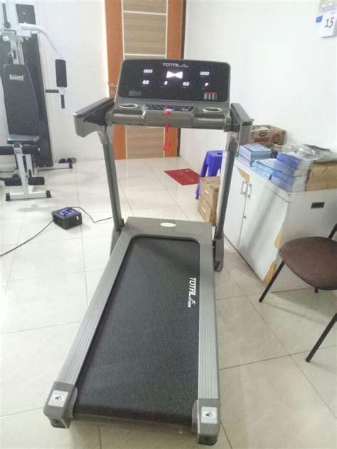 Alat Olahraga Run jual alat olahraga lari semi komersil 3 hp