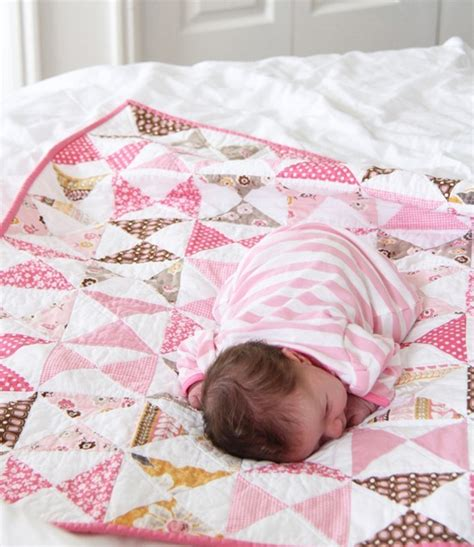 baby coverlet love cluck cluck sew