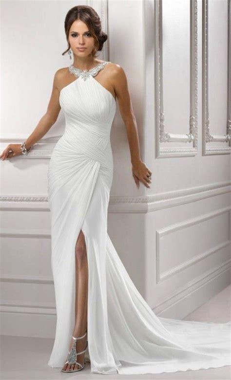 best 25 halter wedding dresses ideas on