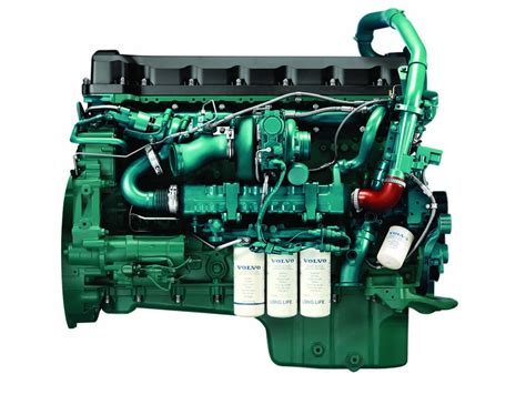 volvo  engine commercial carrier journal