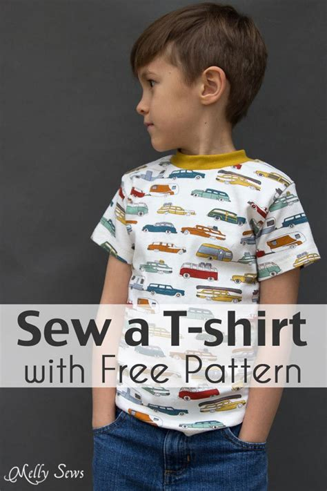 easy t shirt pattern free kids clothes diy projects craft ideas how to s for home