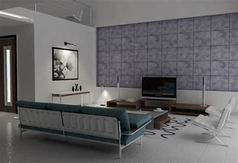 Apartment Themes 50 amazing interior designs created in 3d max and photoshop